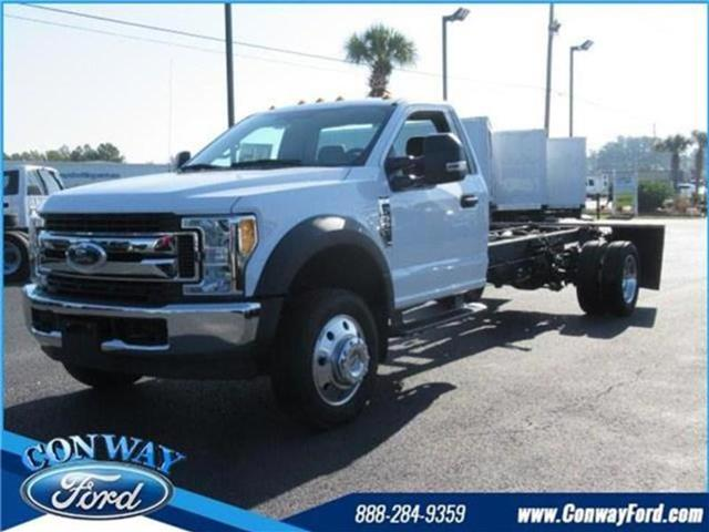 2017 F-550 Regular Cab DRW,  Cab Chassis #27471 - photo 28