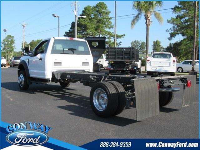 2017 F-550 Regular Cab DRW, Cab Chassis #27471 - photo 2