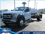 2017 F-550 Regular Cab DRW, Cab Chassis #27471 - photo 1