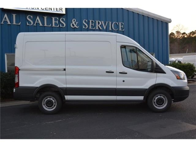 2017 Transit 250 Medium Roof, Cargo Van #27487 - photo 4