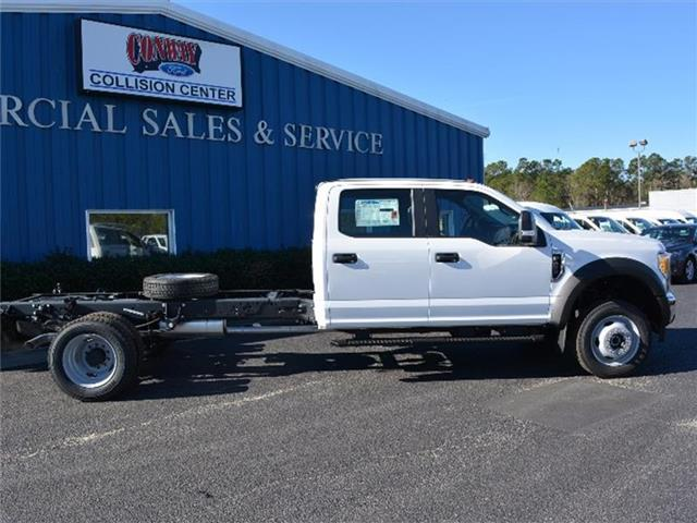 2017 F-450 Crew Cab DRW 4x4, Cab Chassis #27532 - photo 3