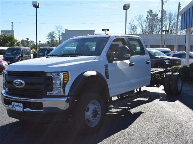 2017 F-450 Crew Cab DRW 4x4, Cab Chassis #27532 - photo 5
