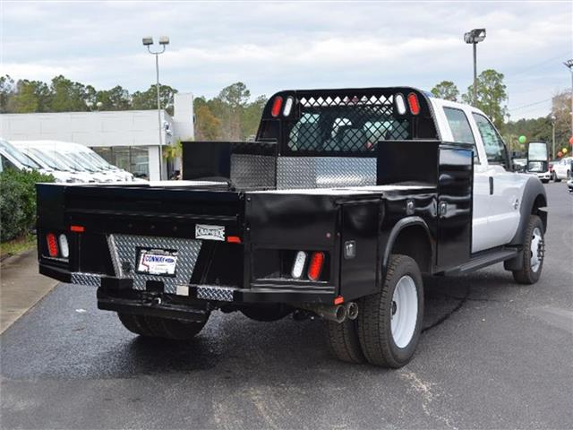 2016 F-550 Crew Cab DRW 4x4, Knapheide Platform Body #27572 - photo 2