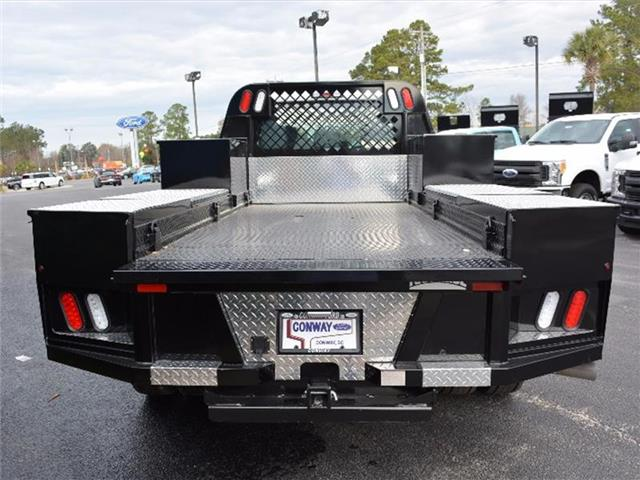 2016 F-550 Crew Cab DRW 4x4, Knapheide Platform Body #27572 - photo 6