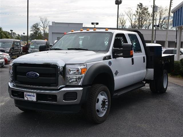 2016 F-550 Crew Cab DRW 4x4, Knapheide Platform Body #27572 - photo 7