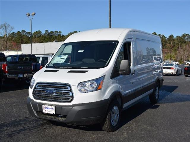 2017 Transit 250 Medium Roof, Cargo Van #27583 - photo 3