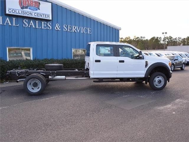 2017 F-450 Crew Cab DRW 4x4, Cab Chassis #27589 - photo 3