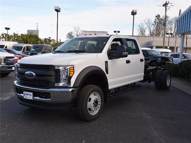 2017 F-450 Crew Cab DRW 4x4, Cab Chassis #27589 - photo 5