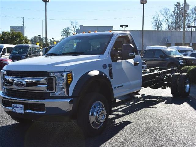 2017 F-550 Regular Cab DRW, Cab Chassis #27601 - photo 5