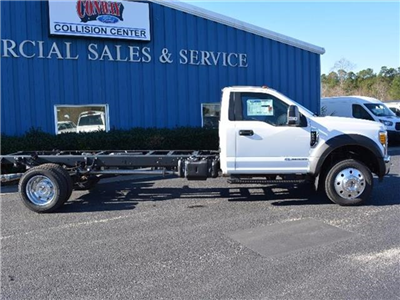 2017 F-550 Regular Cab DRW Cab Chassis #27601 - photo 3