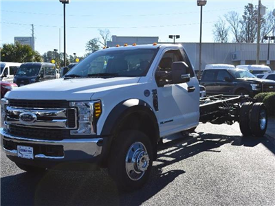 2017 F-550 Regular Cab DRW Cab Chassis #27601 - photo 5