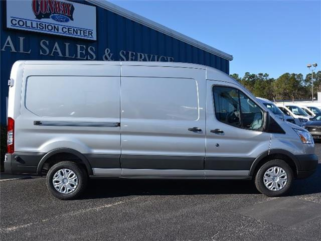2017 Transit 250 Medium Roof, Cargo Van #27619 - photo 4