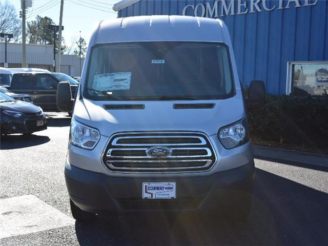 2017 Transit 250 Medium Roof, Cargo Van #27619 - photo 8