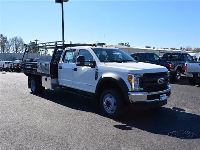 2017 F-450 Crew Cab DRW 4x4, Freedom Contractor Body #27724 - photo 3