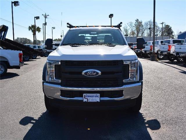 2017 F-450 Crew Cab DRW 4x4, Freedom Contractor Body #27724 - photo 11