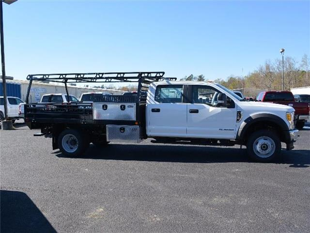 2017 F-450 Crew Cab DRW 4x4, Freedom Contractor Body #27724 - photo 4