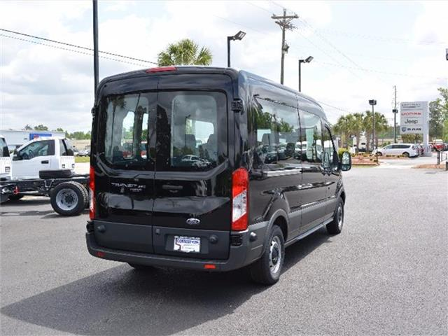 2017 Transit 350 Medium Roof, Passenger Wagon #27742 - photo 4