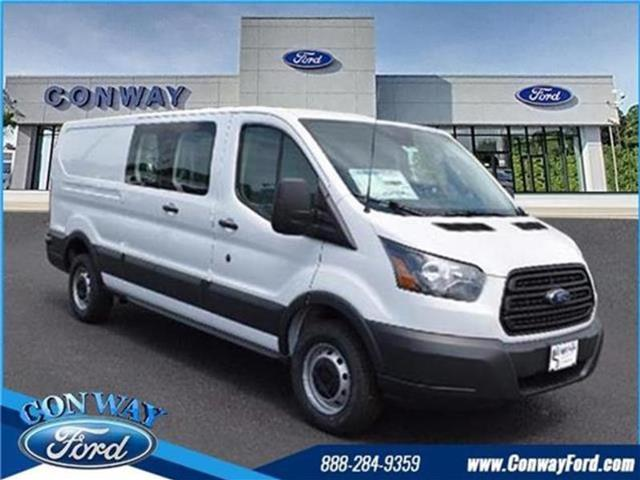 2017 Transit 250 Low Roof, Cargo Van #27749 - photo 1