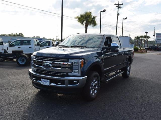 2017 F-250 Crew Cab 4x4 Pickup #27884 - photo 3