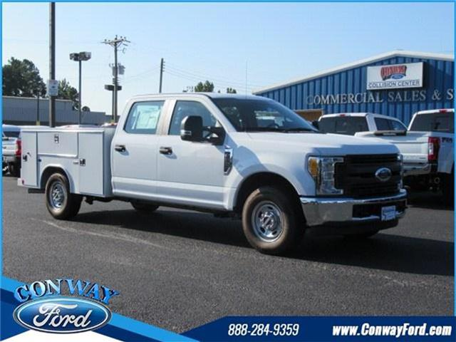 2017 F-250 Crew Cab, Reading Service Body #27953 - photo 3