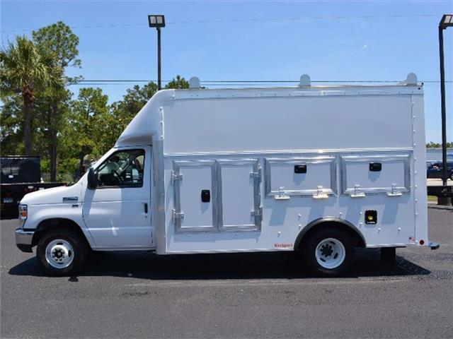 2017 E-350, Rockport Service Utility Van #27971 - photo 9