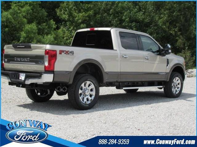 2017 F-250 Crew Cab 4x4 Pickup #28030 - photo 2