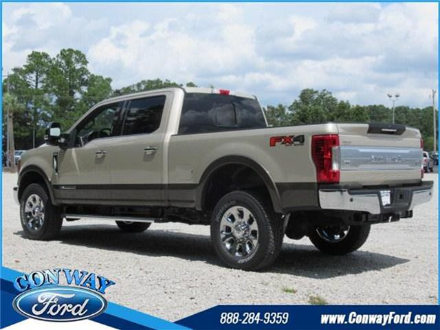 2017 F-250 Crew Cab 4x4 Pickup #28030 - photo 6