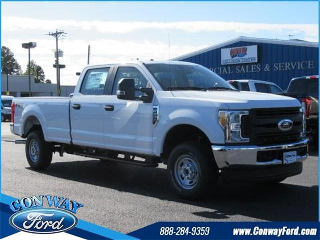 2017 F-250 Crew Cab 4x4 Pickup #28126 - photo 3