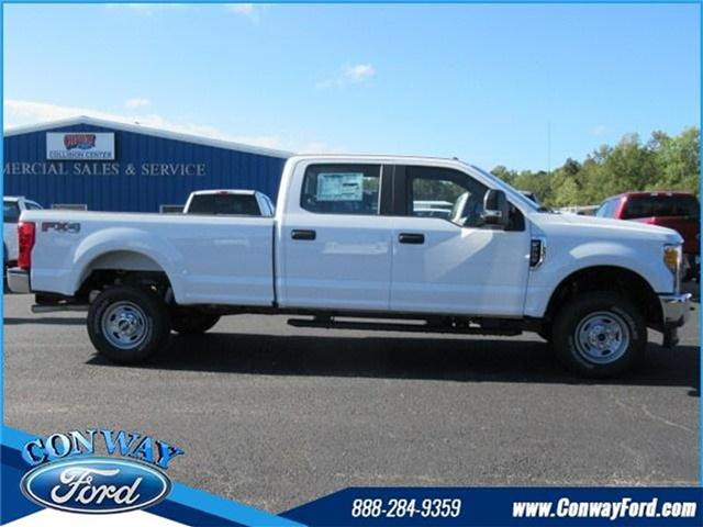 2017 F-250 Crew Cab 4x4 Pickup #28126 - photo 4