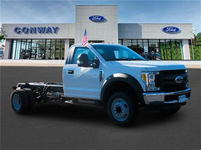 2017 F-450 Regular Cab DRW Cab Chassis #28142 - photo 5