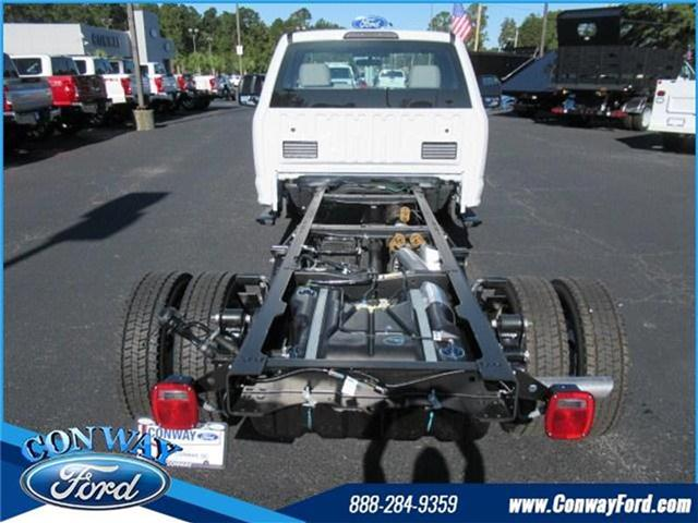 2017 F-450 Regular Cab DRW Cab Chassis #28142 - photo 11