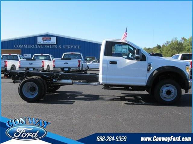 2017 F-450 Regular Cab DRW Cab Chassis #28142 - photo 6