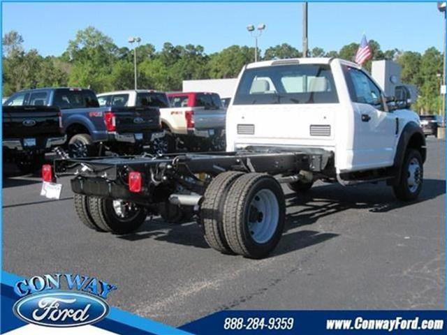 2017 F-450 Regular Cab DRW Cab Chassis #28142 - photo 35