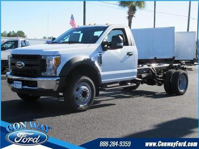 2017 F-450 Regular Cab DRW Cab Chassis #28142 - photo 38