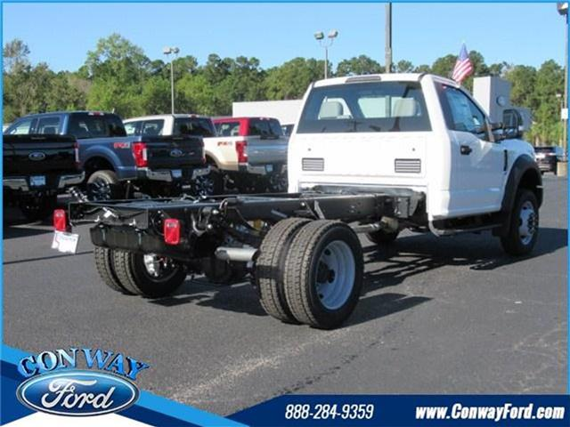 2017 F-450 Regular Cab DRW Cab Chassis #28142 - photo 2
