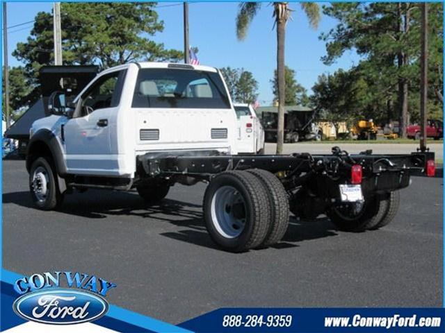 2017 F-450 Regular Cab DRW Cab Chassis #28142 - photo 4