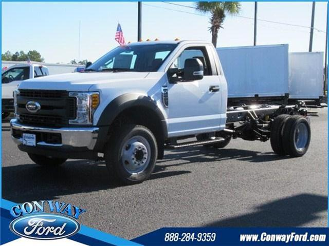 2017 F-450 Regular Cab DRW Cab Chassis #28142 - photo 3
