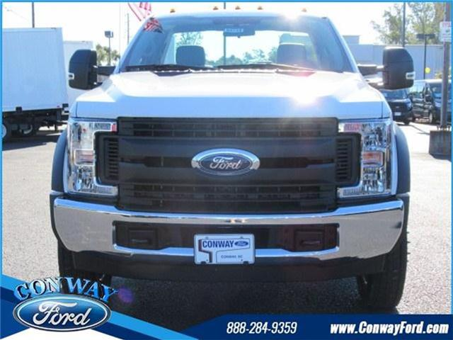 2017 F-450 Regular Cab DRW Cab Chassis #28142 - photo 8