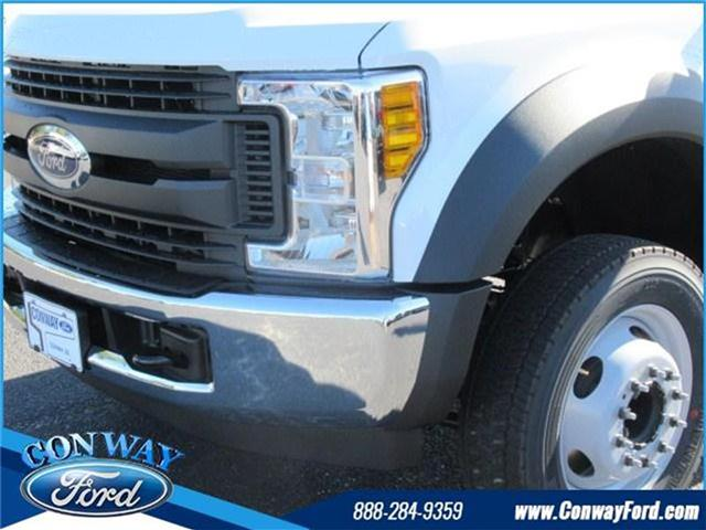 2017 F-450 Regular Cab DRW Cab Chassis #28142 - photo 9