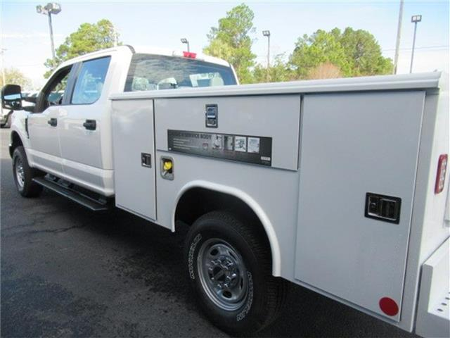 2017 F-350 Crew Cab 4x4, Reading Classic II Steel Service Body #28221 - photo 5