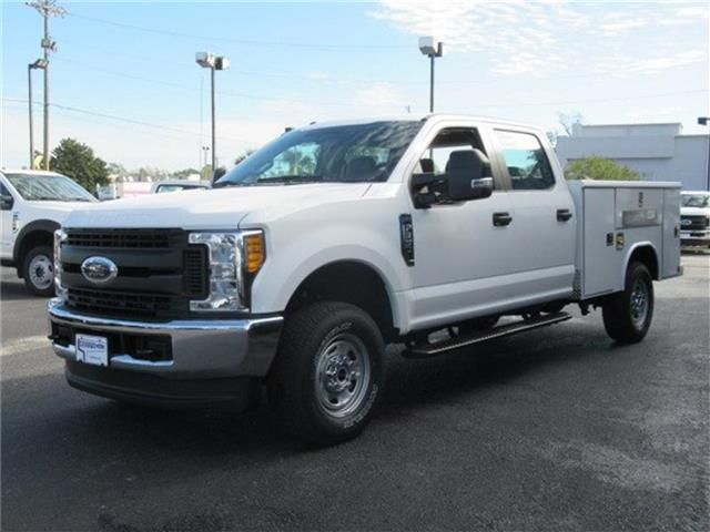 2017 F-350 Crew Cab 4x4, Reading Classic II Steel Service Body #28221 - photo 6