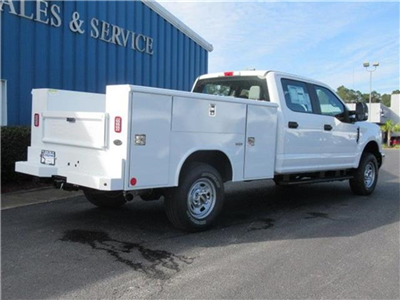 2017 F-350 Crew Cab 4x4, Reading Classic II Steel Service Body #28221 - photo 2