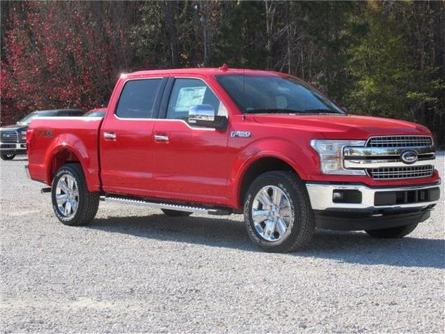 2018 F-150 Crew Cab 4x4 Pickup #28269 - photo 3