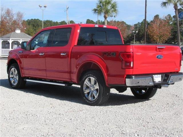2018 F-150 Crew Cab 4x4 Pickup #28269 - photo 2