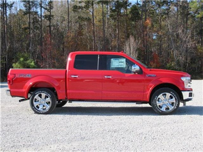 2018 F-150 Crew Cab 4x4 Pickup #28269 - photo 5