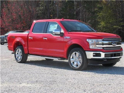2018 F-150 Crew Cab 4x4 Pickup #28269 - photo 34