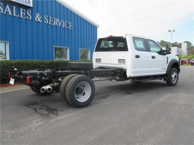 2018 F-450 Crew Cab DRW 4x4 Cab Chassis #28276 - photo 2
