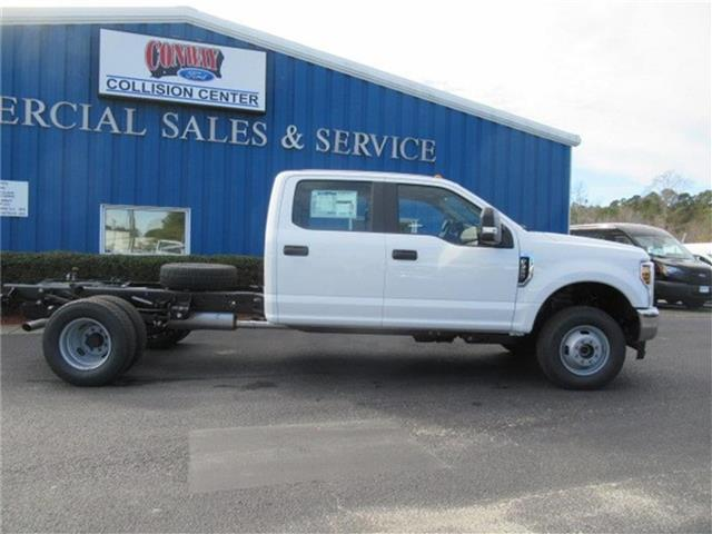 2018 F-350 Crew Cab DRW 4x4, Cab Chassis #28292 - photo 5