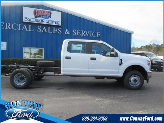 2018 F-350 Crew Cab DRW 4x4, Cab Chassis #28292 - photo 33