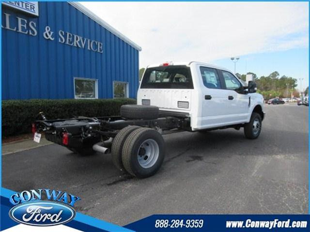 2018 F-350 Crew Cab DRW 4x4, Cab Chassis #28292 - photo 2